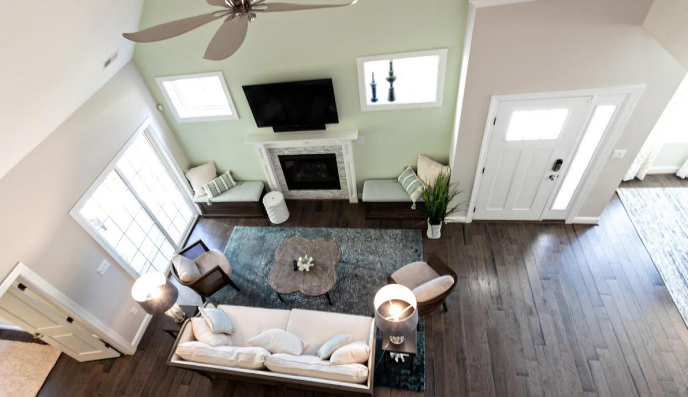 Family Room aerial